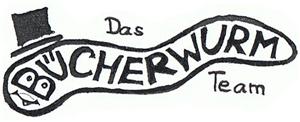 {#Bücherwurmteam Logo}