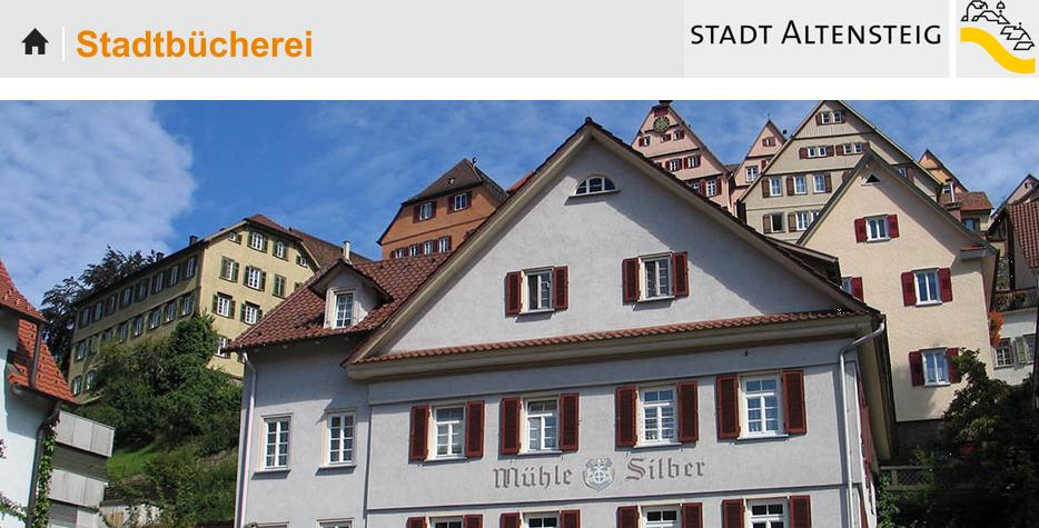 Stadtbücherei Altensteig