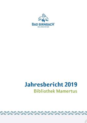 Jahresbericht 2019}