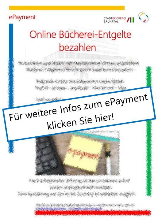 {#Flyer Anleitung ePayment miTe}