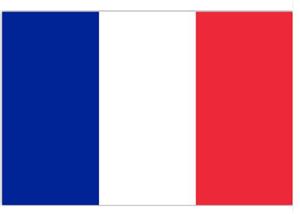 {#Flagge-Frankreich}