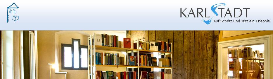 Stadtbibliothek Karlstadt