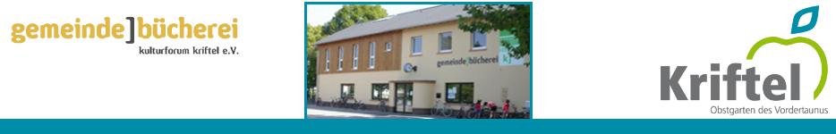 Gemeindebücherei Kriftel