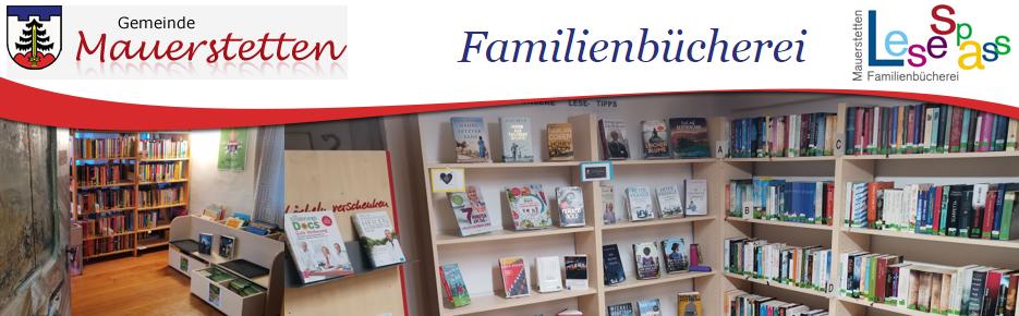 Familienbücherei Mauerstetten