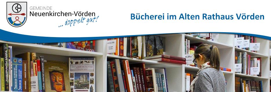 Bücherei im Alten Rathaus Vörden