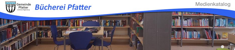 Gemeindebücherei Pfatter