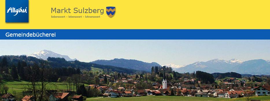 Gemeindebücherei Sulzberg