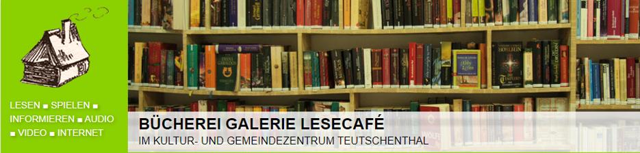 Bücherei Teutschenthal