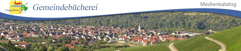 Gemeindebücherei Thüngersheim