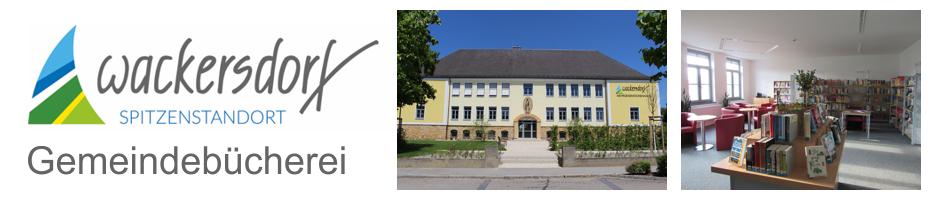 Gemeindebücherei Wackersdorf