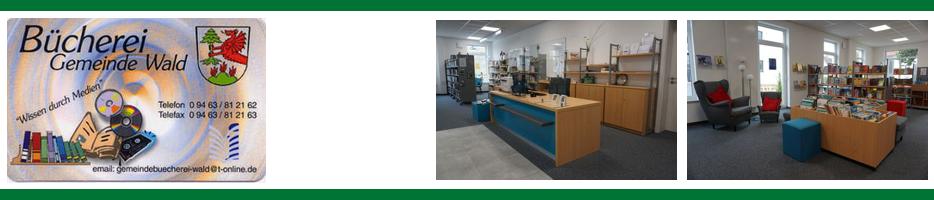 Gemeindebücherei Wald