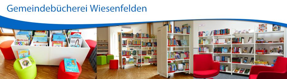 Gemeindebücherei Wiesenfelden